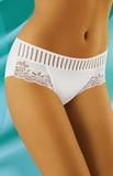 Dámské kalhotky Wolbar eco-LU bílé